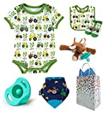 """""""On The Farm"""" 5 Item Baby Shower Gift Set"""