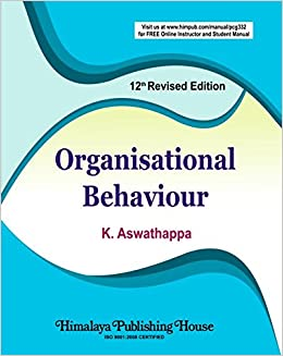 aswathappa organisational behaviour free download