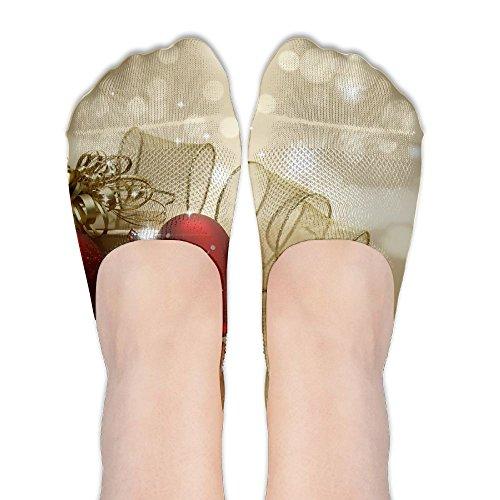 Christmas Love Photographys Desktop Mobile Print Antiskid And Lovely Special Women's Sock One ()