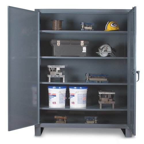 Durham All-Welded Ultra-Capacity Cabinet - 36X24x78