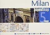 Milan PopOut Map (PopOut Maps)