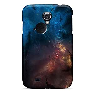 Hot IZd15860Bagx Cases Covers Protector For Galaxy S4- Space World Corner