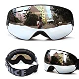 Evangel Unisex UV400 Protection Ski Goggles PRO, Snowboard - Best Reviews Guide