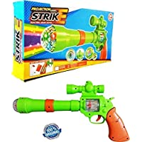 higadget Music and Sound Gun Toy for Kids (Projection Gun)