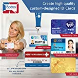 Magicard Pronto ID Card Printer & Complete Supplies