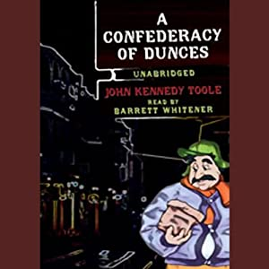 A Confederacy of Dunces Audiobook