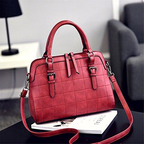 Black B BMKWSG a Pochette Red pour Femme q8OgzxZ