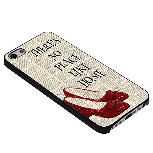 Dictionary Style Wizard of Oz There Is No Place For iPhone Case (iPhone 6 plus (Is Wizard Of Oz Disney)
