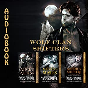 Wolf Clan Shifters Audiobook