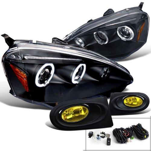 04 Acura Rsx Halo Projector - 8