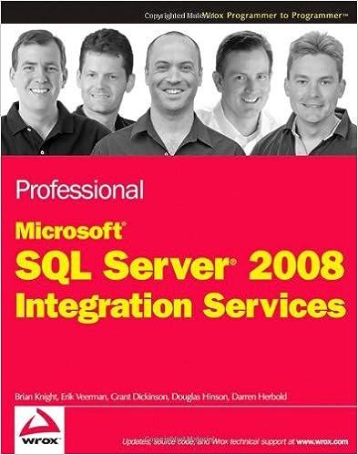 Server 2008 services microsoft sql pdf integration unleashed