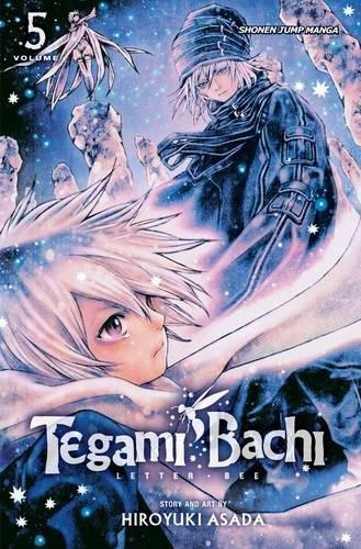 Read Online Tegami Bachi, Vol. 5 PDF
