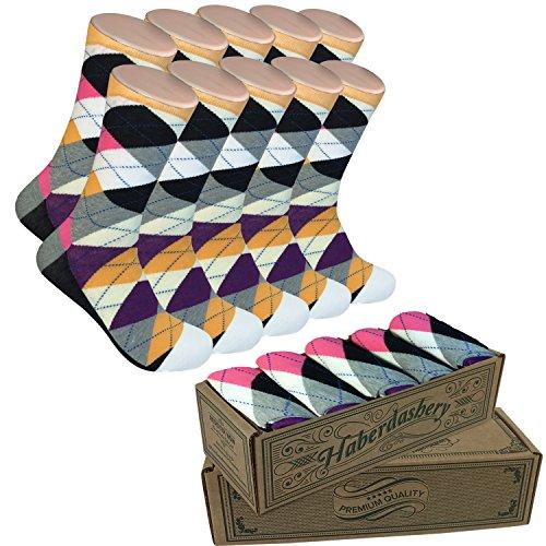 Mens Matching Dress Socks   Groomsmen Weddings Party Events   Gala 2 Collection  Pink Cream Black Argyle Mens Socks