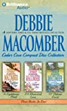 Debbie Macomber Cedar Cove CD Collection 1: 16 Lighthouse Road, 204 Rosewood Lane, 311 Pelican Court