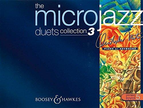 Boosey and Hawkes Microjazz Duets Collection 3 (Level 5) (One Piano, Four Hands) BH Piano Series ()