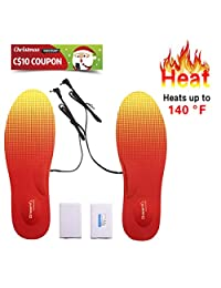 Dr.Warm Rechargeable Heated Insole Warming In Winter Electric Heating Pad for Men and Women Winter Outdoor Sports Equipment and Tools