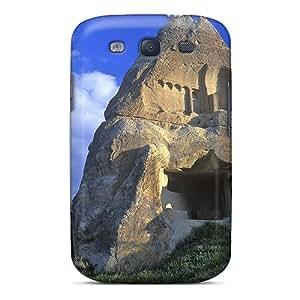 Rmcase HSf5994ovIR Case Cover Galaxy S3 Protective Case Intriguing Mountaintop House