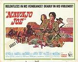 "Navajo Joe - Authentic Original 28"" x 22"" Movie Poster"