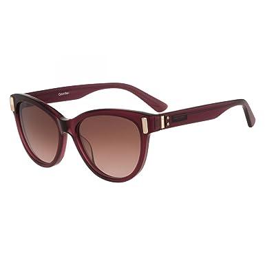 Óculos de Sol Calvin Klein Ck8507s 507 56 Vermelho  Amazon.com.br ... 783438eca4