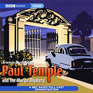 Paul Temple And The Margo Mystery (Dramatisation) Radio/TV