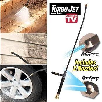 Amazon Com Turbo Jet Power Washer Garden Amp Outdoor