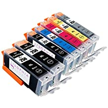 Sophia Global Compatible Ink Cartridge Replacement for Canon PGI-250XL and CLI-251XL (7 Pack)