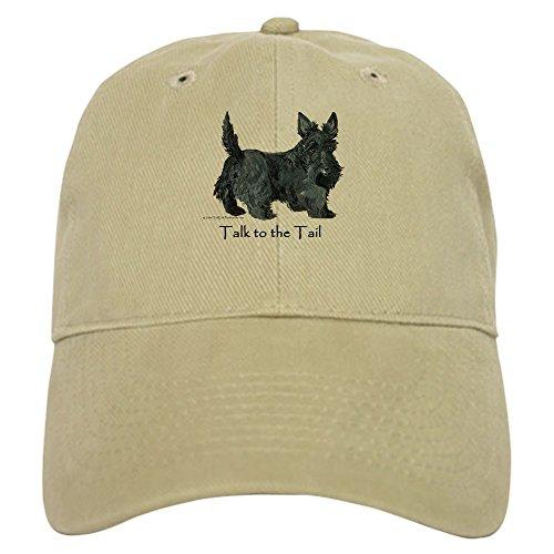 CafePress - Scottish Terrier Attitude - Baseball Cap with Adjustable Closure, Unique Printed Baseball Hat ()