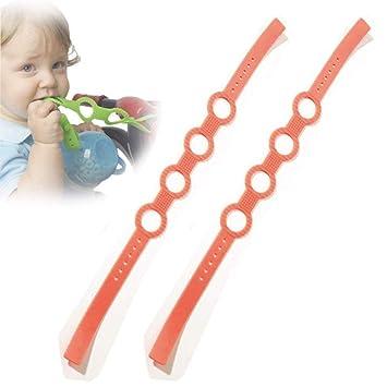 a5f58336e39b14 ベビーカー用 おもちゃ落下防止紐 トイストラップ おもちゃホルダー チャイルドシート 落下防止 歯固め 哺乳