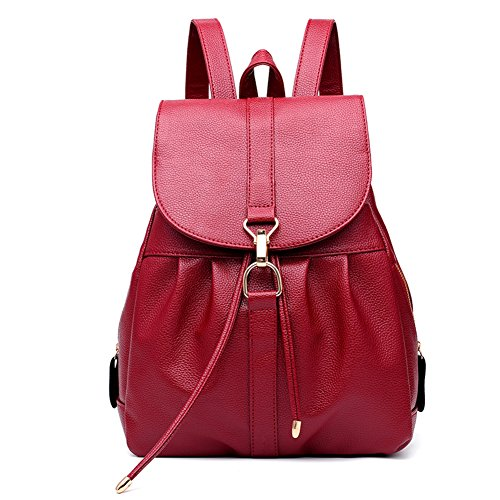 Shoulder Bags Backpack Female Korean College Style Fashion Handbags Travel Bag-a C