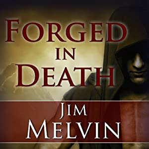 Forged in Death Audiobook