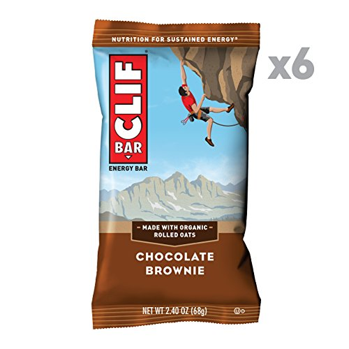 CLIF BAR Chocolate Brownie Protein