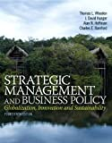 img - for Strategic Management and Business Policy: Globalization, Innovation and Sustainablility (14th Edition) book / textbook / text book