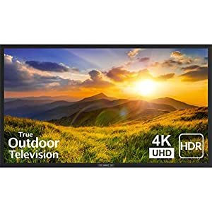 SunBrite 55-Inch Outdoor Television 4K with HDR - Signature 2 Series - for Partial Sun SB-S2-55-4K-BL (55-inch, Black) 13