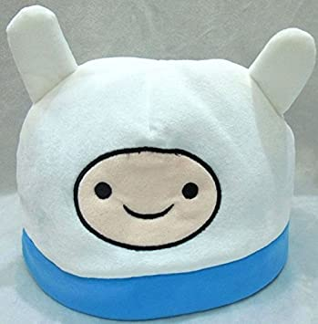 salvare nuovi stili vendita calda online DP DESIGN® ADVENTURE TIME FINN CAPPELLO CAP HAT BEANIE COSPLAY ...