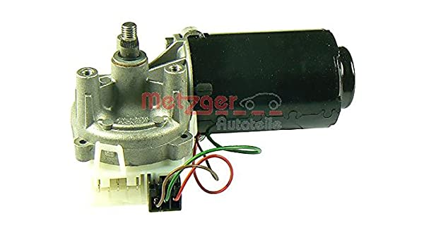 Metzger 2190525 Motor del limpiaparabrisas: Amazon.es: Coche y moto