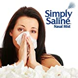 Simply Saline Nasal Mist Instant Relief for