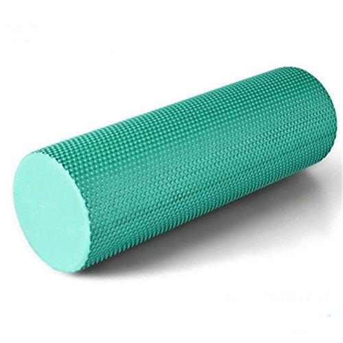 TBRICKON Yoga Roller Foam Axis 11.8in / 17.7in Yoga Brick Gy