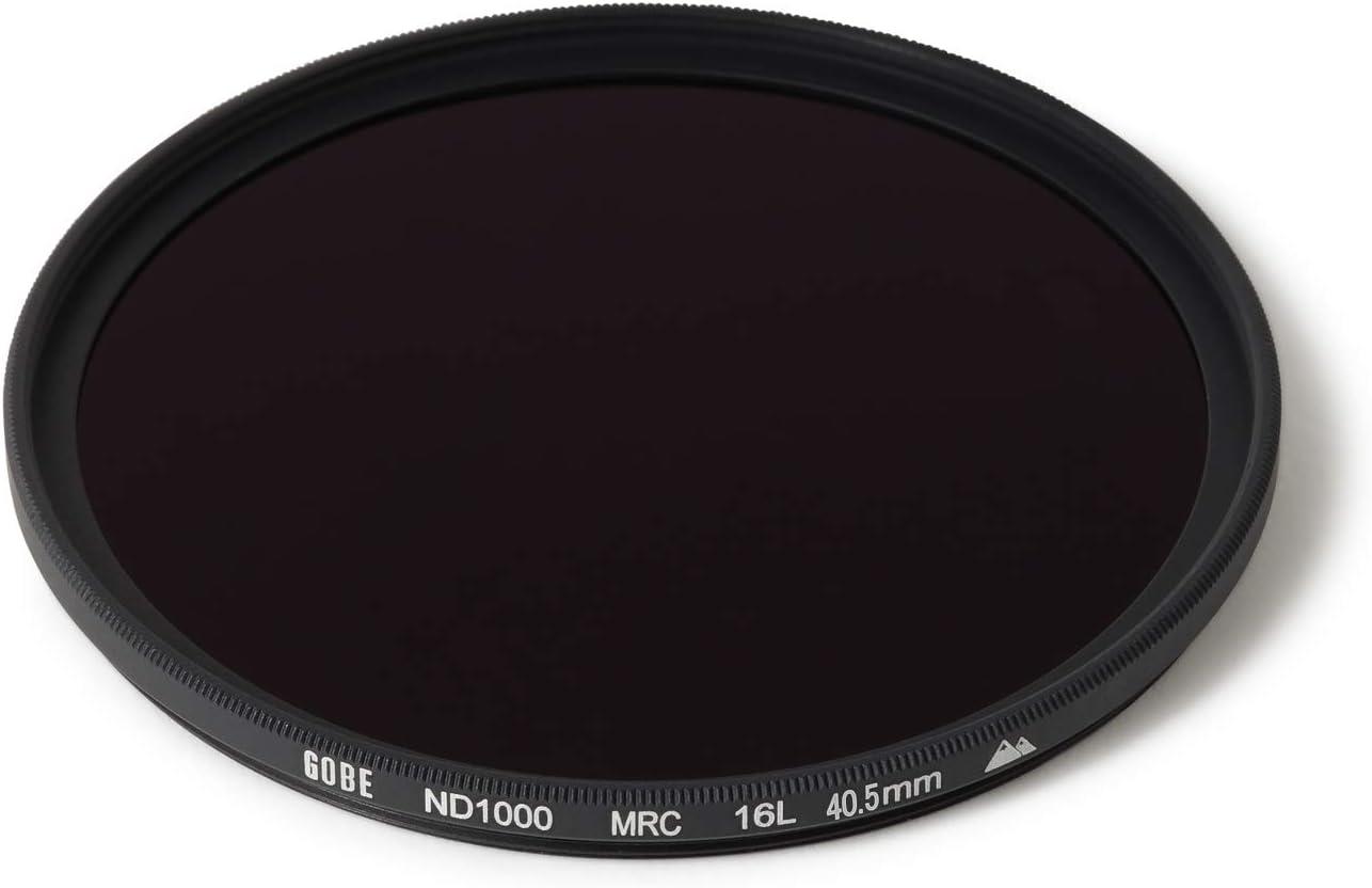 ND1000 1Peak Gobe Kit de Filtros para Objetivo 95 mm ND8 ND64