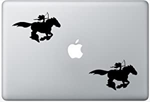 Merida The Brave Girl FlashDecals2464 Set Of Two (2x) , Decal , Sticker , Laptop , Ipad , Car , Truck
