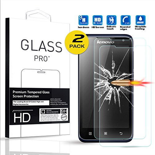 Tempered Glass Screen Protector for Lenovo A526 - 3
