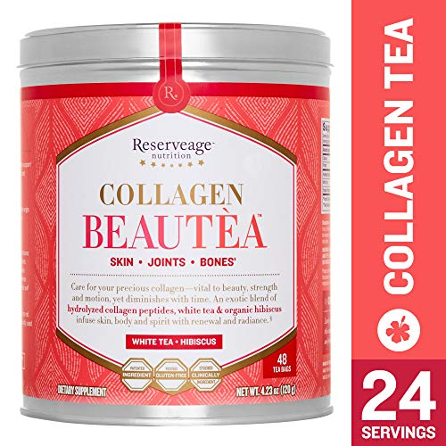 Reserveage - Collagen Beautea, Botanical Support for Joints,