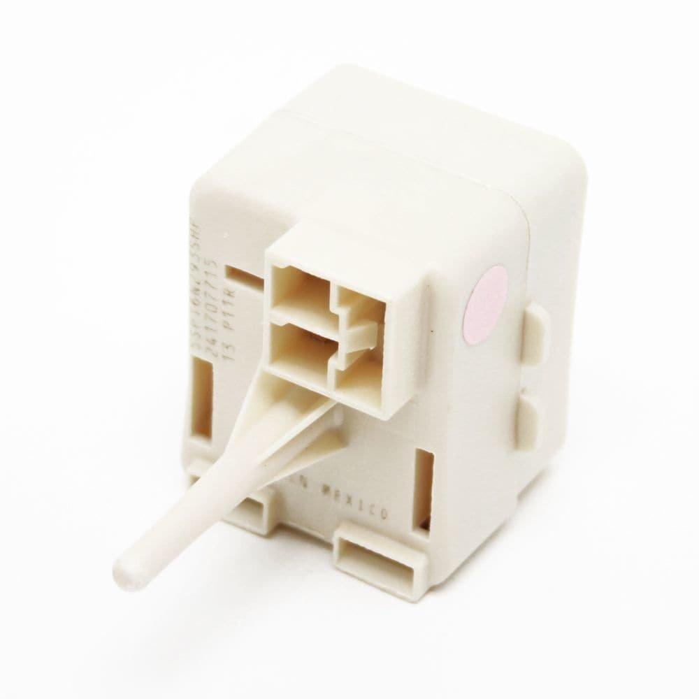 Frigidaire 241707715 Refrigerator Compressor Start Relay Genuine Original Equipment Manufacturer (OEM) Part