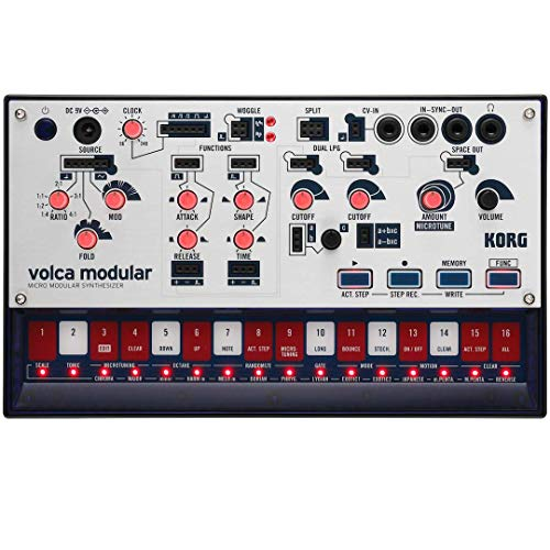 Purchase Korg Volca Modular Semi-Modular Analog Synthesizer