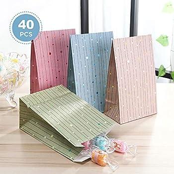 Amazon.com: Bolsas de papel para dulces: Health & Personal Care
