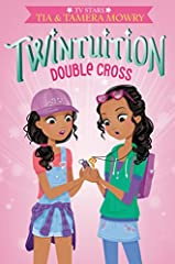 From TV stars Tia and Tamera Mowry comes the thrilling conclusion to their middle grade series, Twintuition!                                           In this fourth and final book, tween twins Cassie and Caitlyn Waters are ex...