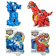 2 Pack Set: Playskool Transformers Rescue Bots | Heatwave & Chase