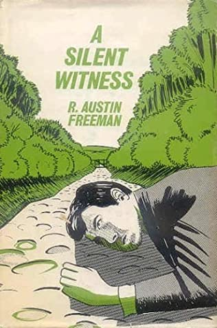 book cover of A Silent Witness