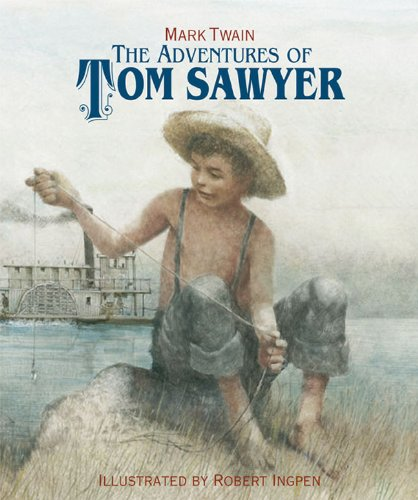 The Adventures of Tom Sawyer (Sterling Illustrated Classics)