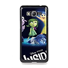 Samsung Galaxy Grand Prime Case, [Drop Protection] Scratch Resistant Perfect-Fit Shock Absorbing Non-Slip Inside Out Movie Hard Armor Case Design By [Laura Jordan]