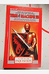 Flame of the Inquisition (Time Machine) by Marc Kornblatt (1986-11-01) Mass Market Paperback